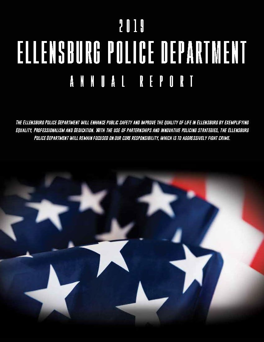 EPD Annual Report Cover